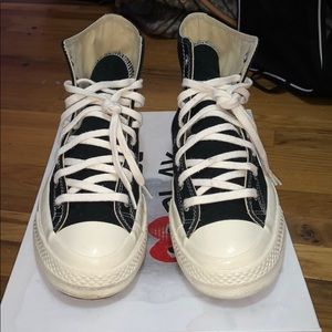 Converse Shoes - Cdg converse